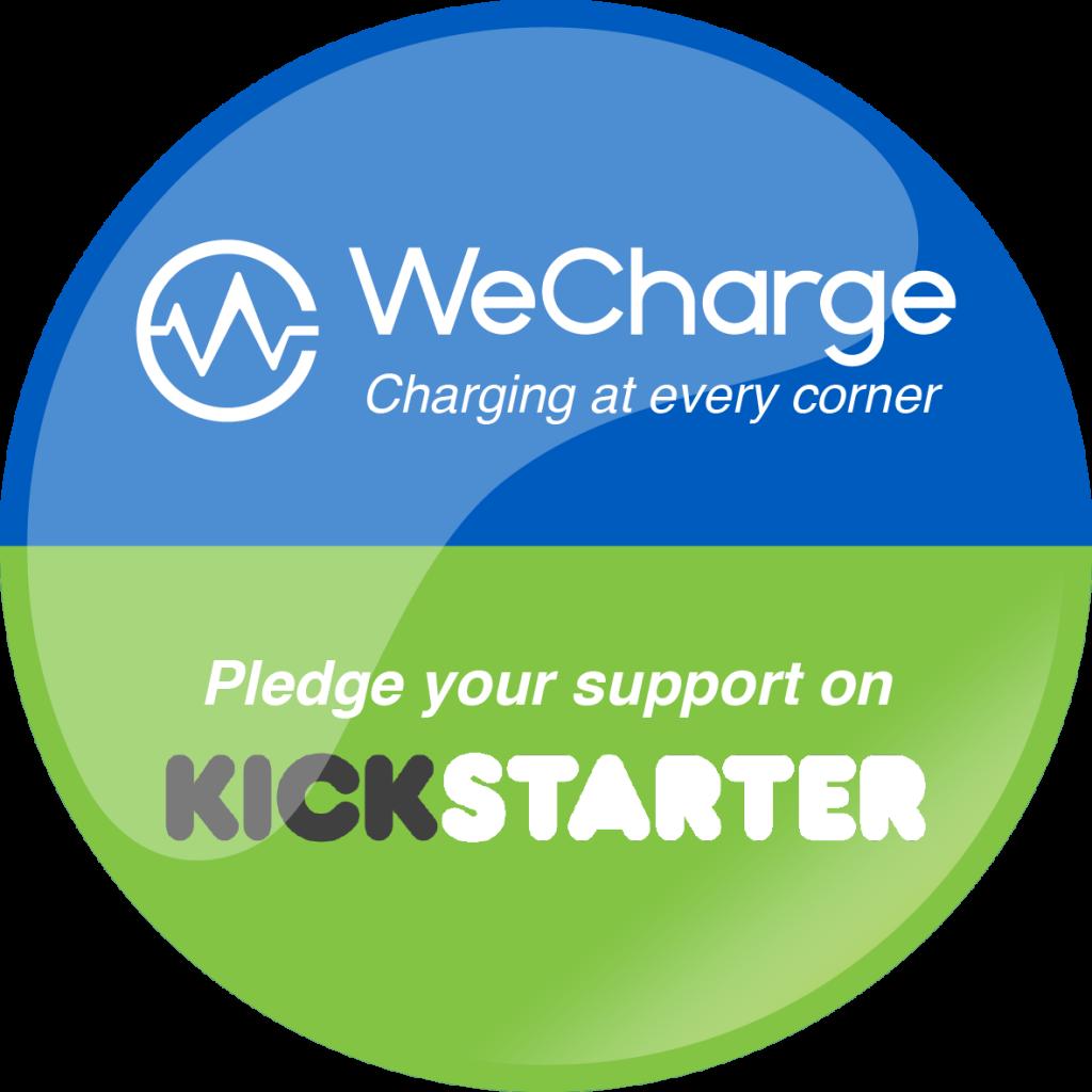 Kickstarter button
